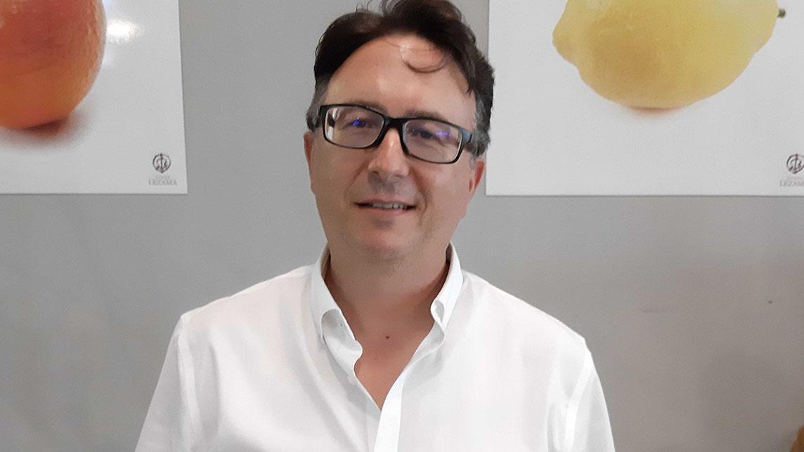 Pedro Alvarez Bretones, CEO and co-founder of Mimic Seafood © CompassList