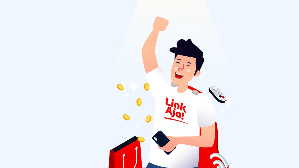 Indonesian State Enterprises Launch E-wallet LinkAja
